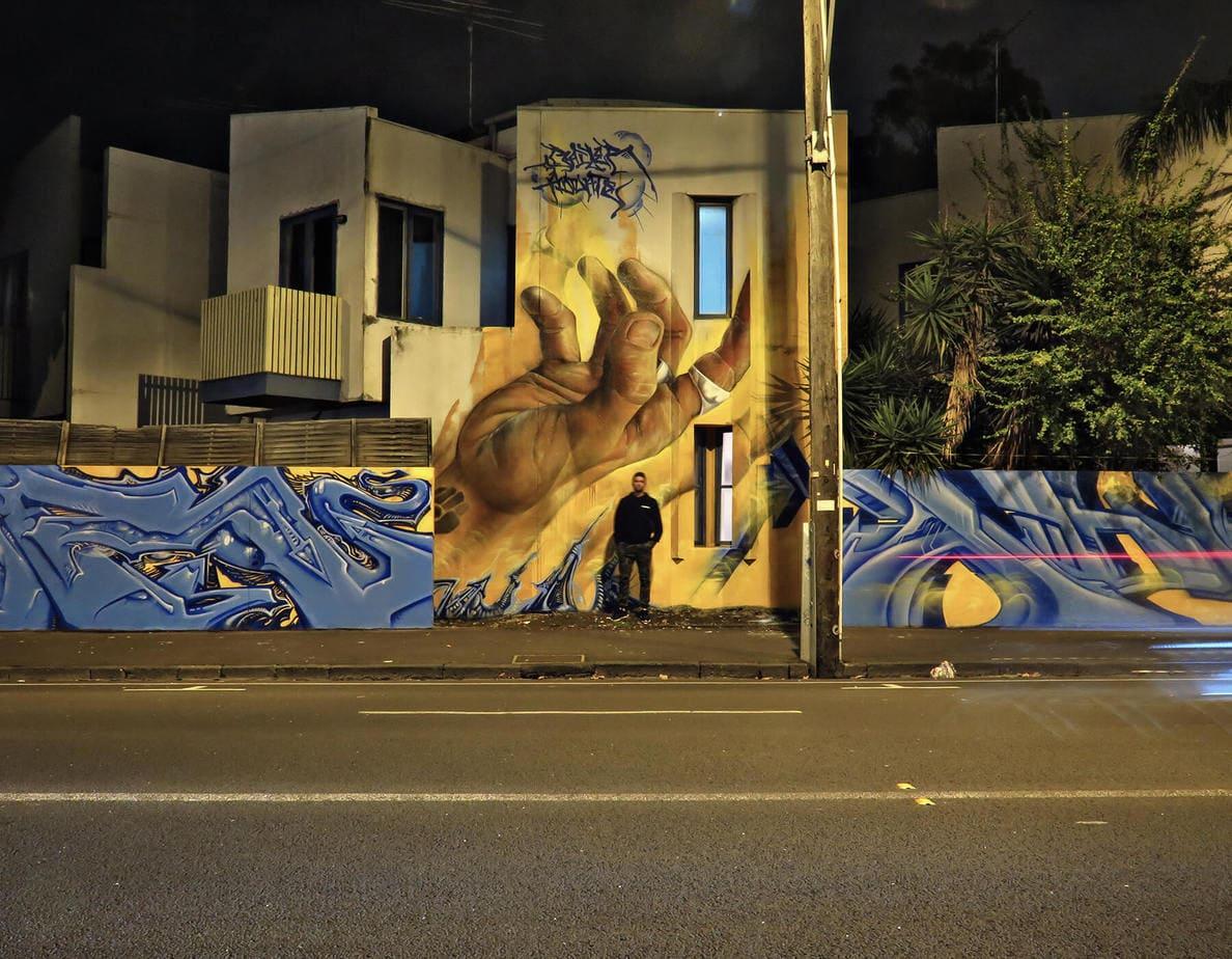 Urban Enhancement, Urban Art, Graffiti Artists for Hire