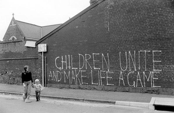 Melbourne Graffiti, Urban Enhancement, Rennie Ellie