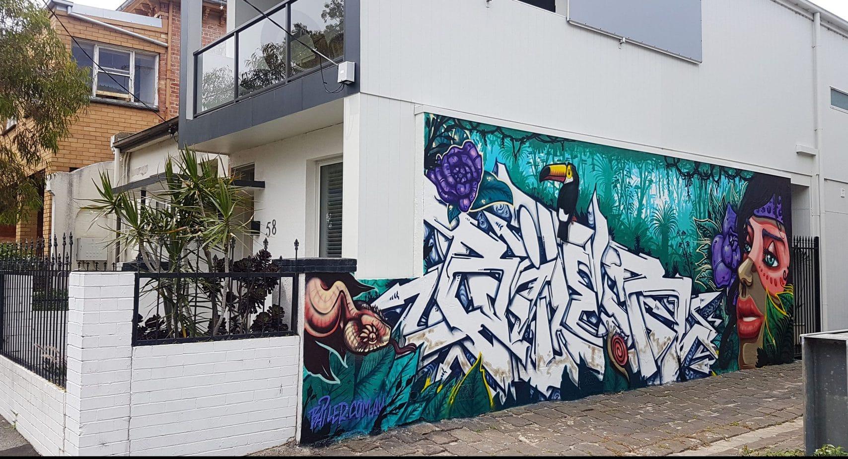 street artist, street art, graffiti, graffiti artist, street artists for hire, urban enhancement